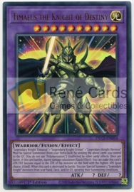 Timaeus the Knight of Destiny - 1st. Edition - DLCS-EN054 - Gold