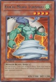 Koa`ki Meiru Tornado - 1st. Edition
