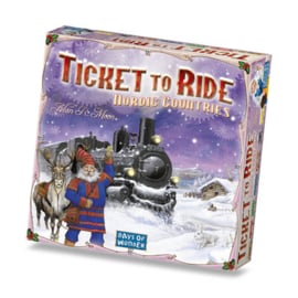 Ticket to Ride - Nordic Countries (Eng.)
