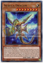 Nebula Dragon - 1st. Edition - CHIM-EN015