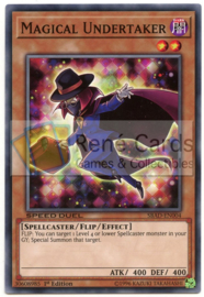 Magical Undertaker - 1st Edition - SBAD-EN004