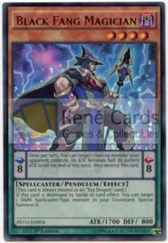 Black Fang Magician - 1st. Edition - PEVO-EN004