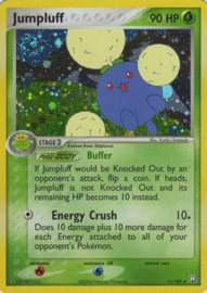 Jumpluff - TeRoRe - 11/109 - Reverse