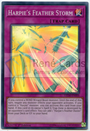 Harpie's Feather Storm - 1st. Edition - LED4-EN000