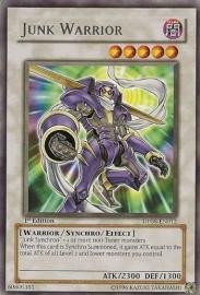 Junk Warrior - 1st Edition - DP08-EN012