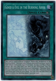 Good & Evil in the Burning Abyss - Limited Edition - SECE-ENS14