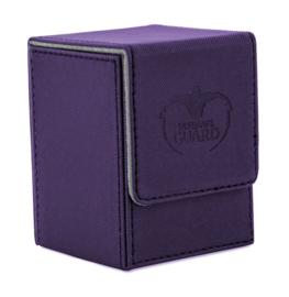 Flip Deck Case 100+ -  Xenoskin - Standard Size - Purple