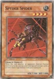 Spyder Spider - Unlimited