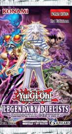 VRAINS - Legendary Duelist - Immortal Destiny - 1st. Edition
