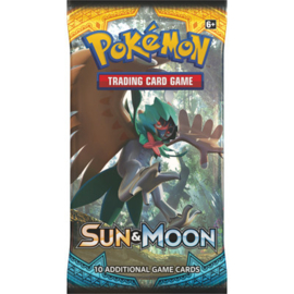 Pokemon - Sun & Moon - Booster Pack - Decidueye