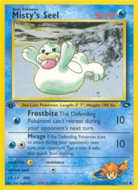 Misty`s Seel - Unlimited- GymChal - 91/132