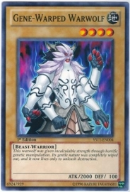 Gene-Warped Warwolf - 1st Edition - YS11-EN004