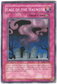 Call of the Haunted - 1st Edition - SD3-EN028