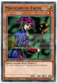 Magician of Faith - 1st Edition - SS04-ENA14