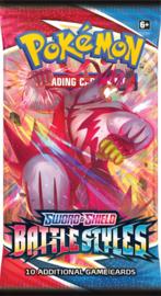 Pokemon - Battle Styles -  Boosterpack - Single Strike Urshifu