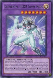 Elemental HERO Glow Neos - Unlimited - LCGX-EN061
