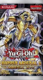 Zexal - Hidden Arsenal 6: Omega Xyz - 1st. Edition