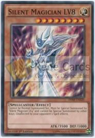 Silent Magician LV8 - 1st. Edition - DPRP-EN020