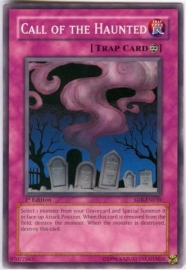 Call of the Haunted - Unlimited - SD8-EN030
