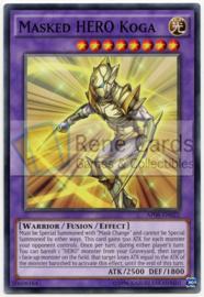 Masked HERO Koga - AP08-EN022