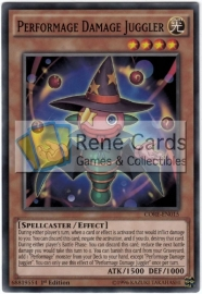 Performage Damage Juggler - 1st. Edition - CORE-EN015