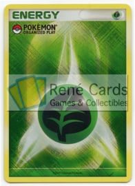 Pokemon Organized Play - Grass Energy (5)