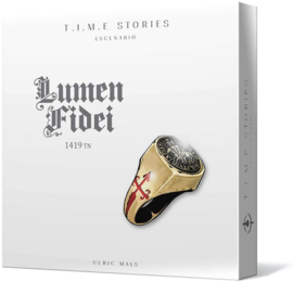 T.I.M.E Stories - Lumen Fidei