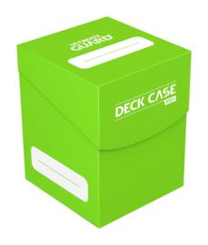 Ultimate Guard Card Case Standard Size Light Green 100+