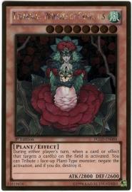 Tytannial, Princess of Camellias - 1st Edition - PGLD-EN088