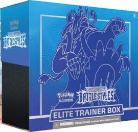 Pokemon - Battle Styles -  Elite Trainer Box - Urshifu - Rapid Strike