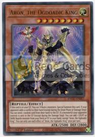 Aron, the Ogdoadic King - 1st. Edition - ANGU-EN007 - Ultra Rare