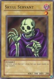 Skull Servant - Unlimited - LOB-004