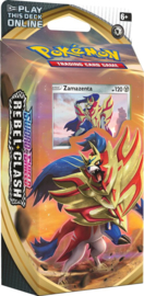 Pokemon - Sword & Shield - Theme Deck - Zamazenta