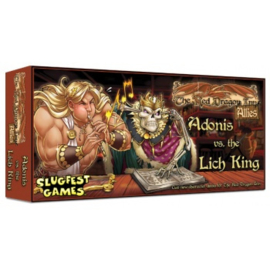 The Red Dragon Inn - Adonis vs. The Lich King