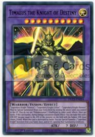 Timaeus the Knight of Destiny - 1st. Edition - DLCS-EN054 - Purple