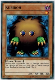 Kuriboh - Unlimited - YSYR-EN008