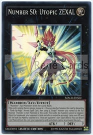 Number S0: Utopia ZEXAL - Limited Edition - MACR-ENSE2