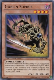 Goblin Zombie - Limited Edition - GLD5-EN021