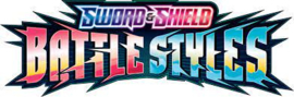 Sword & Shield - Battle Styles - Sealed Products