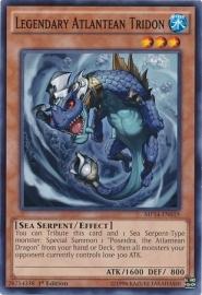 Legendary Atlantean Tridon - 1st Edition - MP14-EN019