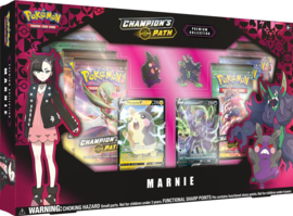 Pokemon - Champion's Path - Premium Collection - Marnie