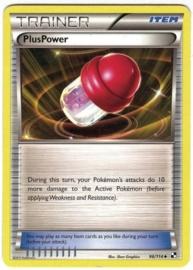 PlusPower - B&W - 96/114