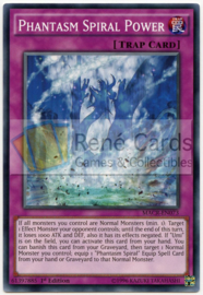 Phantasm Spiral Power - 1st. Edition - MACR-EN073