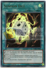 Summon Dice - 1st. Edition - BLRR-EN002