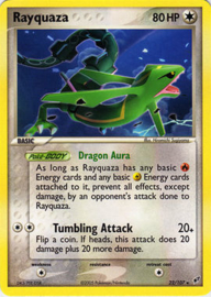 Rayquaza - Deox - 22/107 - Reverse
