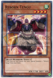 Reborn Tengu - 1st Edition - SDPL-EN012