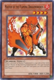 Master of the Flaming Dragonswords - Unlimited - GENF-EN032