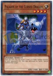 Paladin of the Cursed Dragon - 1st Edition - SR07-EN008