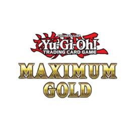 VRAINS - Maximum Gold - 1st. Edition