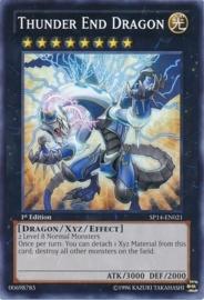 Thunder End Dragon - 1st Edition - SP14-EN021